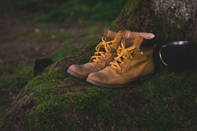 chaussures-randonnées