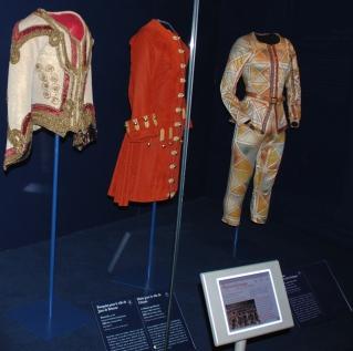Des costumes dans le Centre National du Costume de Scène