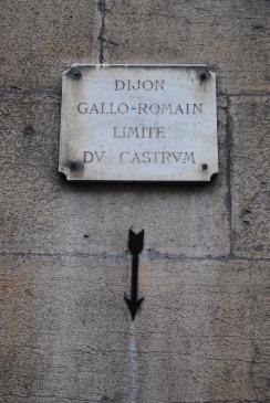 Dijon, une ancienne ville gallo-romaine