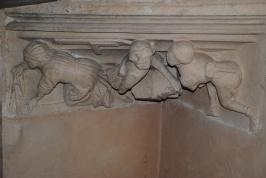 L'intérieur de la tour Philippe le Bon