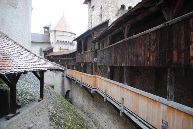 vacances en suisse chateau de Chillon
