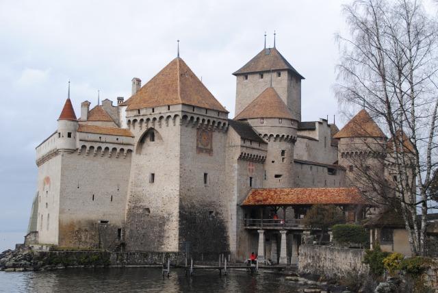 visiter château de Chillon
