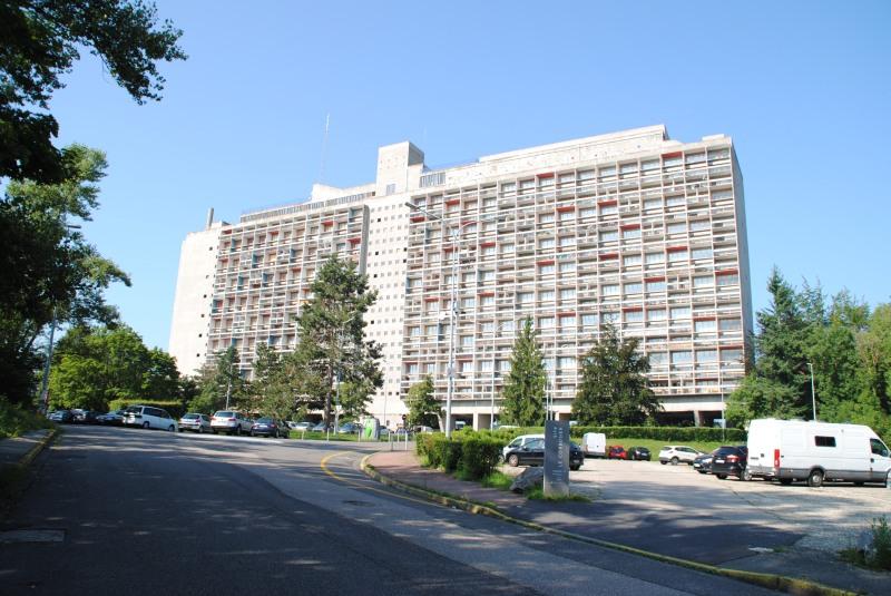 Unité d'habitation - Le Corbusier
