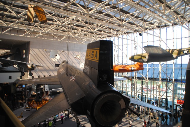 musee avion washington