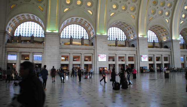gare de washington