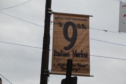 Le quartier italien.