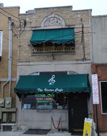 Le restaurant de Rocky Balboa.