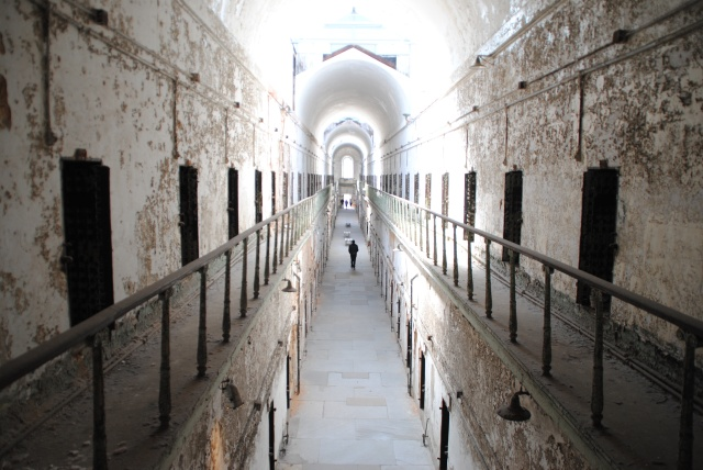 visiter Eastern State Penitentiary