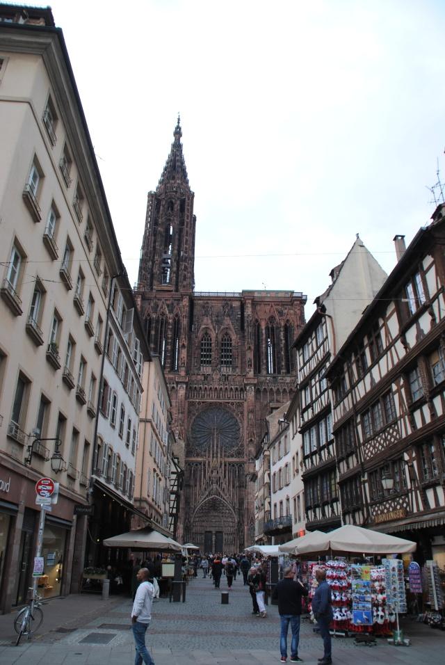 visiter cathedrale strasbourg
