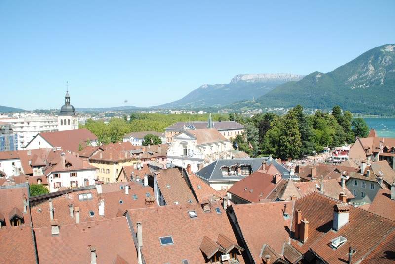 decouvrir chateau annecy