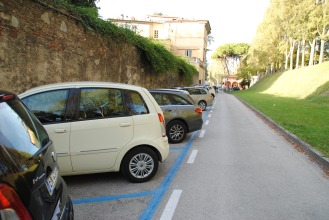 stationnement en italie