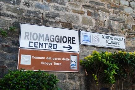 visiter Riomaggiore