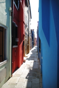 comment aller a burano