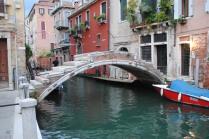 Un des ponts de Venise.