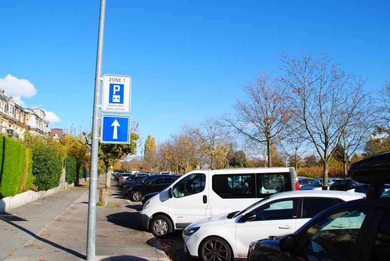stationnement suisse
