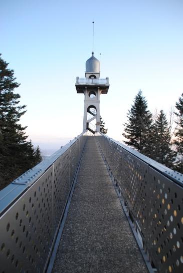 L'observatoire de Chaumont