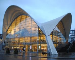 La bibliothèque de Tromsø
