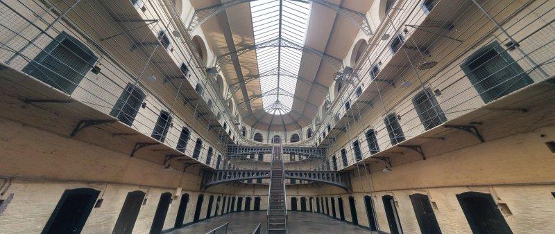 La prison de Kilmainham