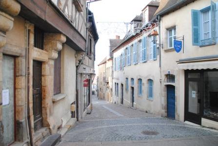 centre-ville de Montluçon