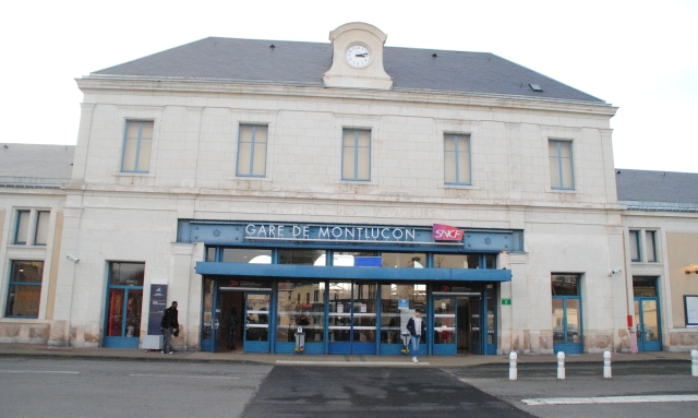 gare de Montluçon