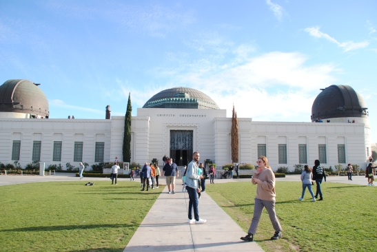 Le Griffith Observatory