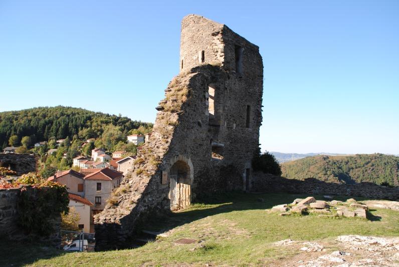 Rochetaillée, Pilat