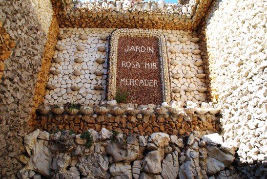 Le jardin Rosa Mir