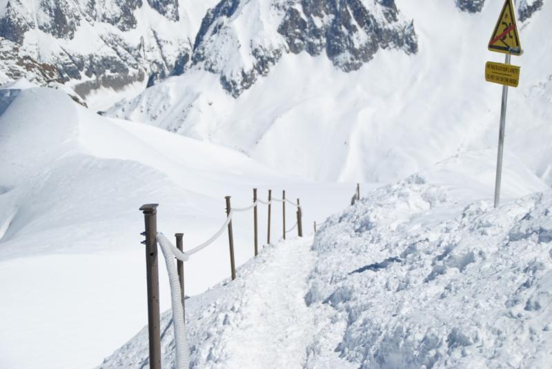 Alpinisme Mont Blanc