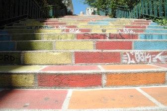 Les escaliers Prunelle