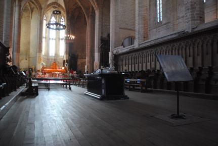 L'Abbatiale Saint-Robert
