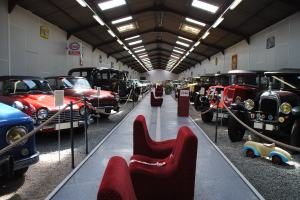 musée de l'automobile de Bellenaves