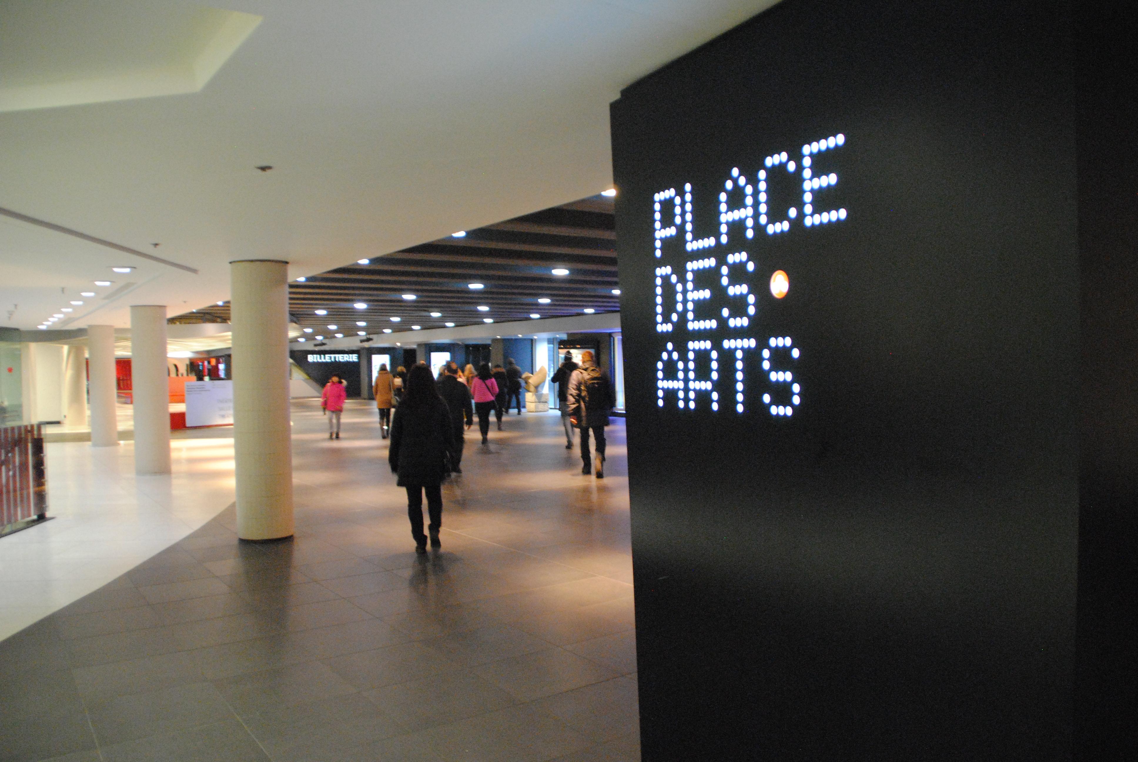 Place des Arts, Montréal