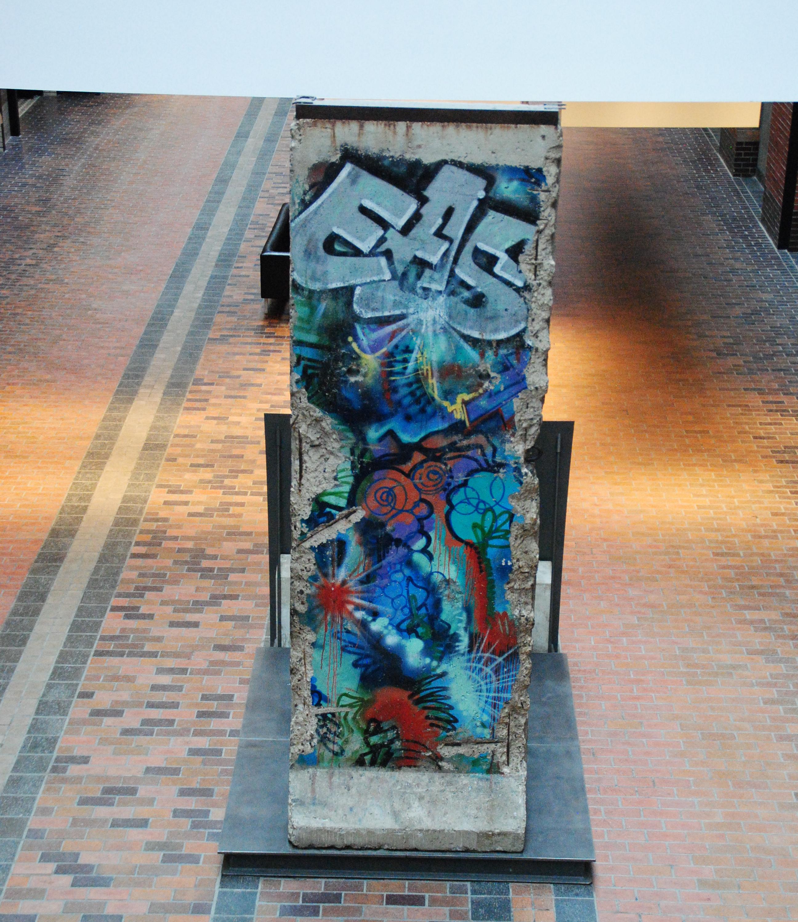 mur de berlin, Montréal