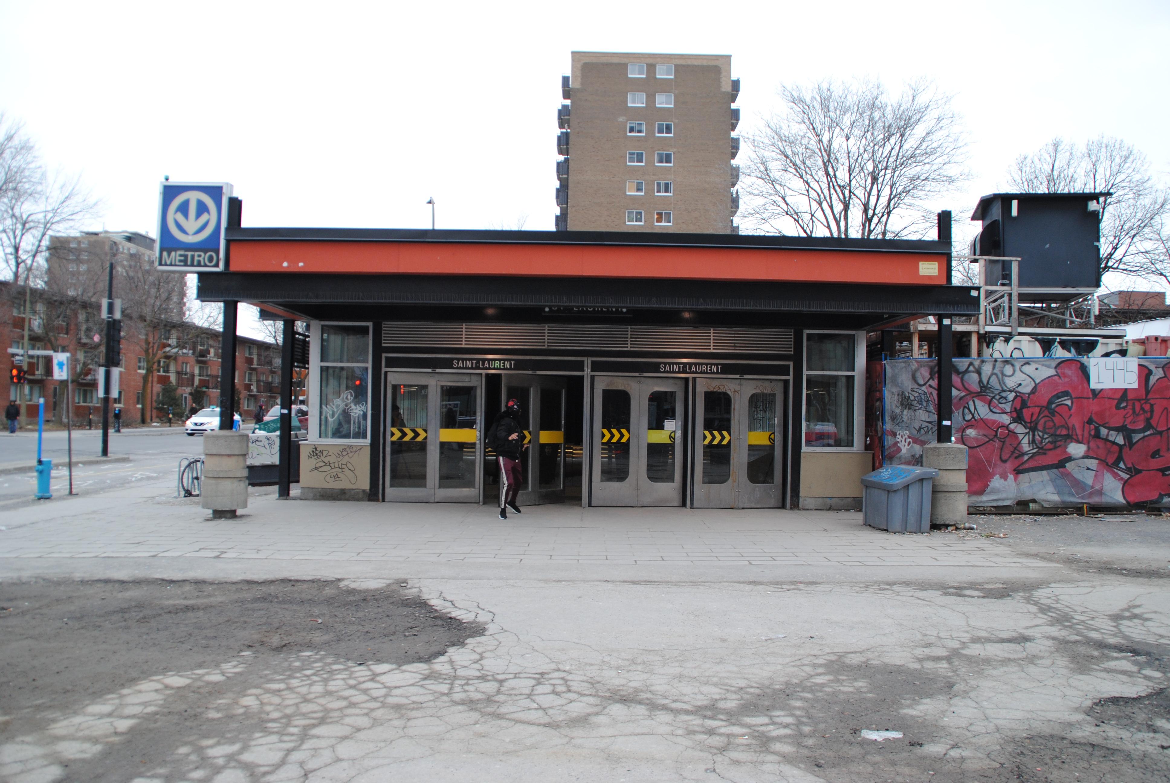 Métro Montréal