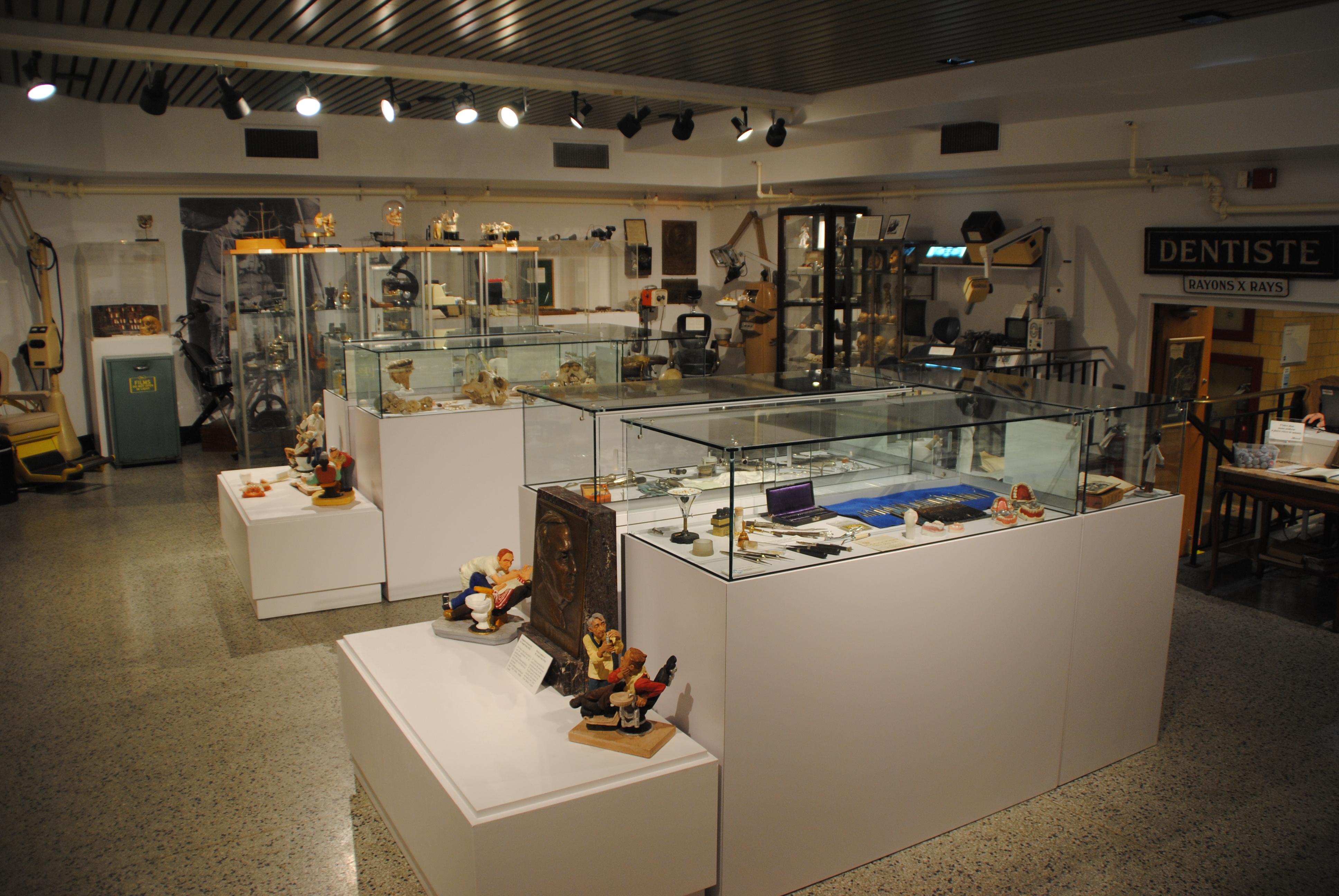 Le musée Eudore-Dubeau