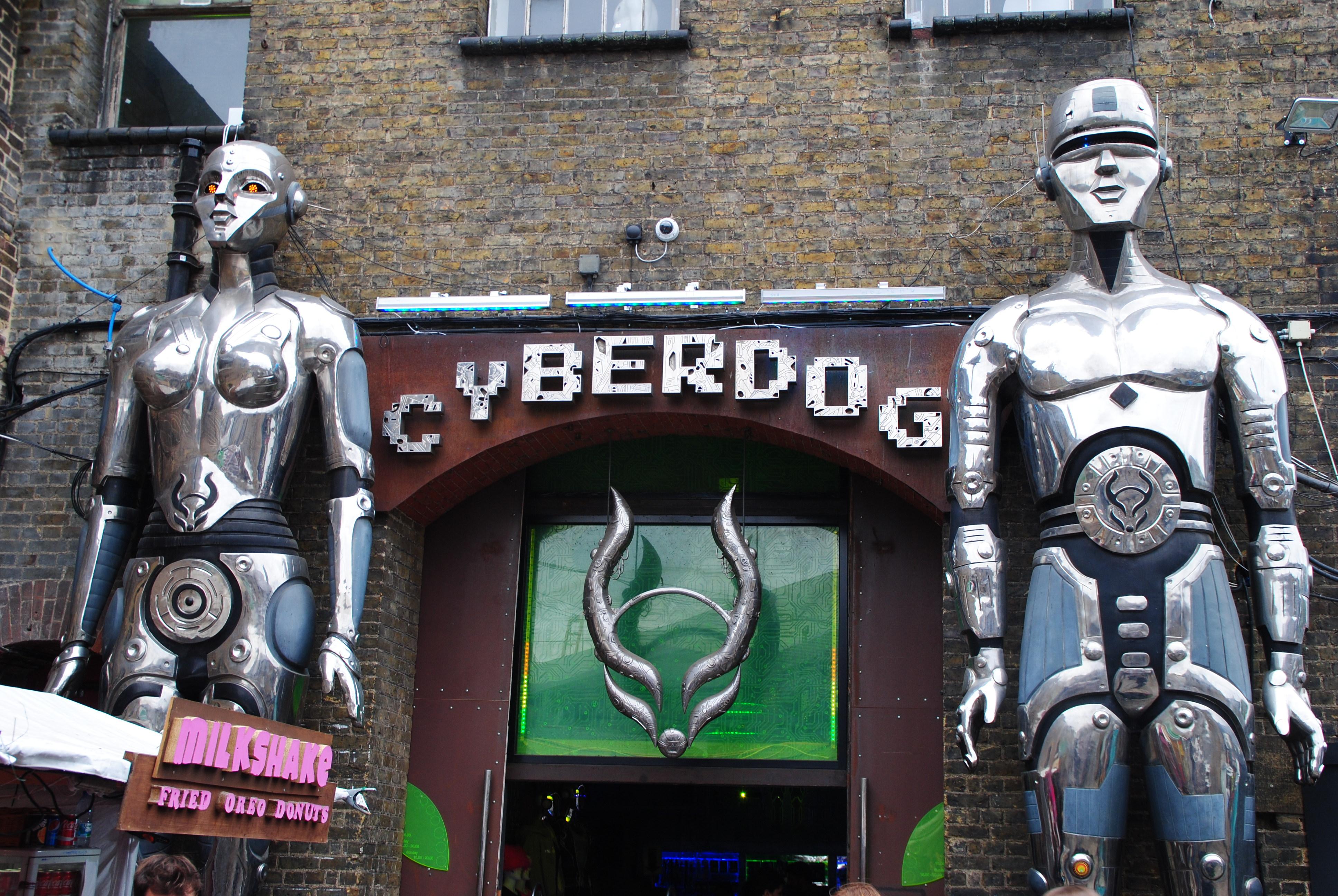 Cyberdog, Camden Town
